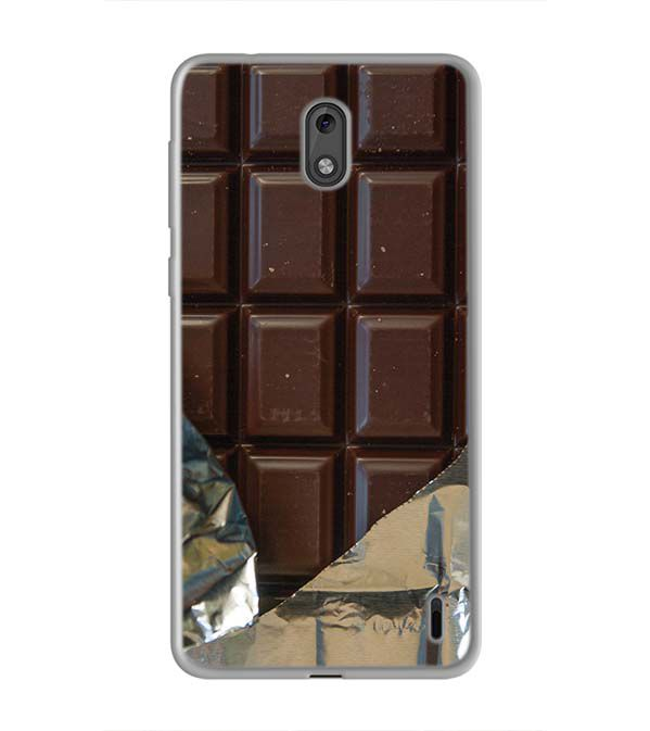 Eat that Chocolate Bar Back Cover for Nokia 2