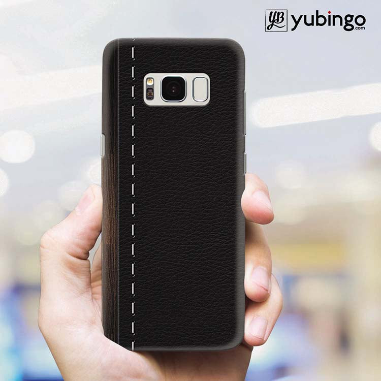 Edge Of The Book Back Cover for Samsung Galaxy S8