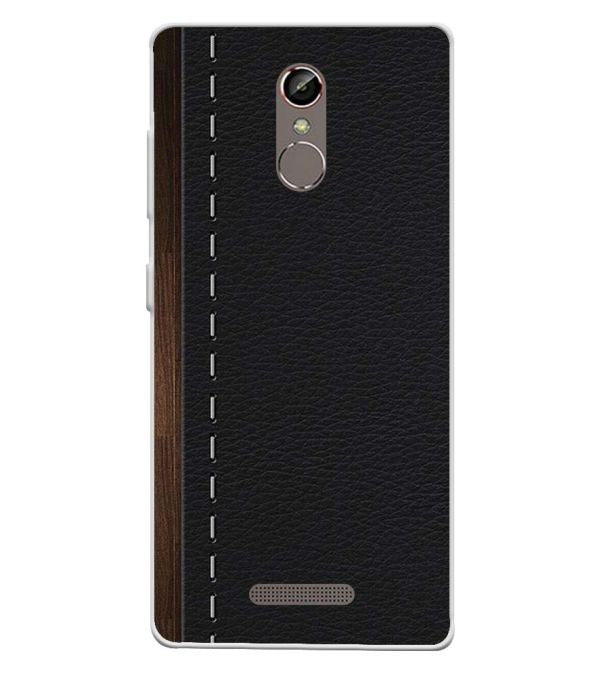 Edge Of The Book Soft Silicone Back Cover for Gionee S6s