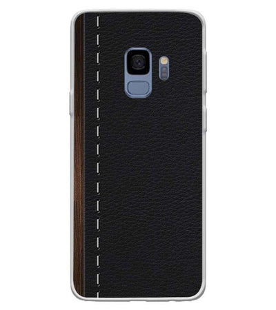 Edge Of The Book Back Cover for Samsung Galaxy S9