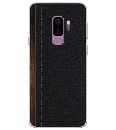 Edge Of The Book Back Cover for Samsung Galaxy S9+ (Plus)