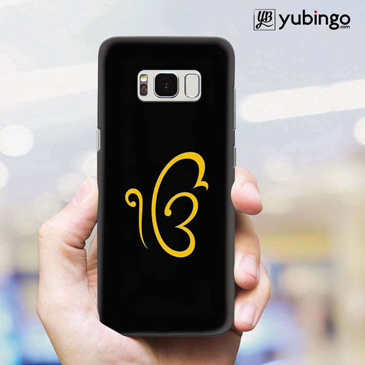 Ek Onkar Back Cover for Samsung Galaxy S8 Plus