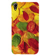 Fallen Leaves Back Cover for HTC Desire 828