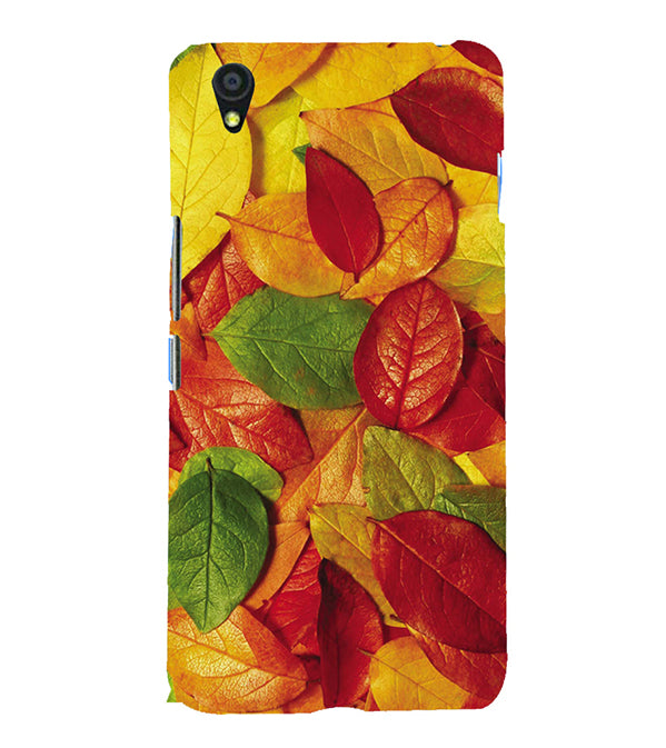 low priced 2bf60 f5ffe Fallen Leaves Back Cover for OnePlus X