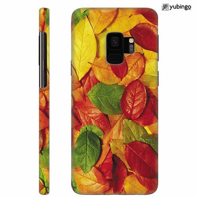 Fallen Leaves Back Cover for Samsung Galaxy S9