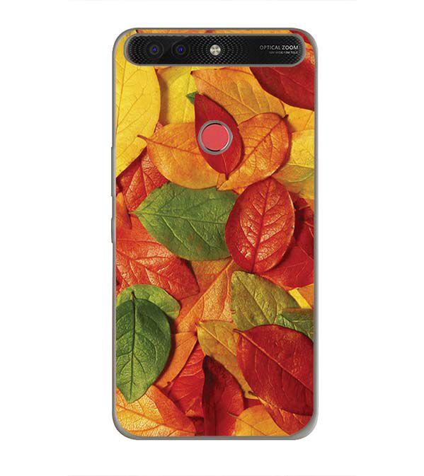 Classy Pattern Collection Back Cover for Infinix Zero 5
