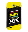 Fitness Religion Back Cover for Samsung Galaxy Note N7000