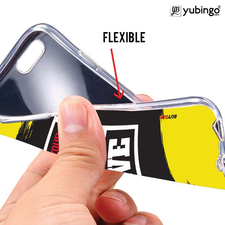 Fitness Religion Soft Silicone Back Cover for Mobiistar X1 Notch