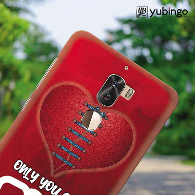 Fix My Heart Back Cover for Coolpad Cool 1-Image4