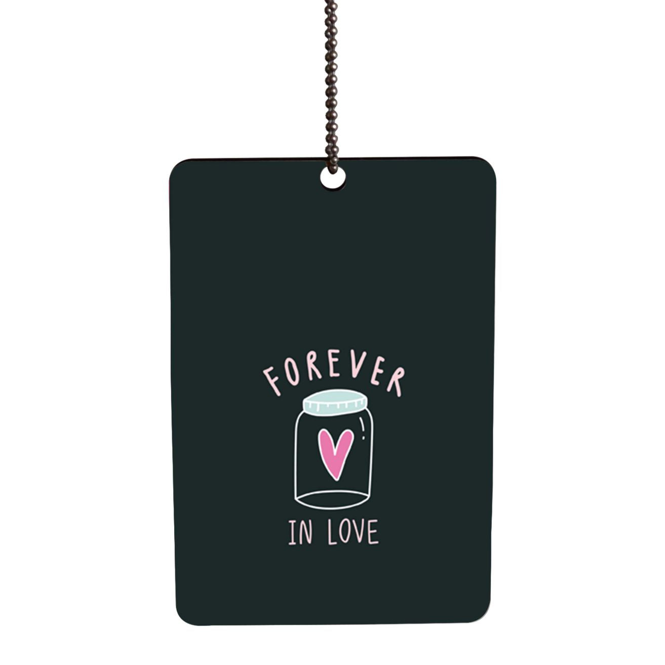 Forever In Love Car Hanging