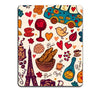 French Delight Mouse Pad
