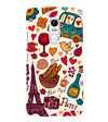 French Delight Back Cover for Lenovo Vibe X3