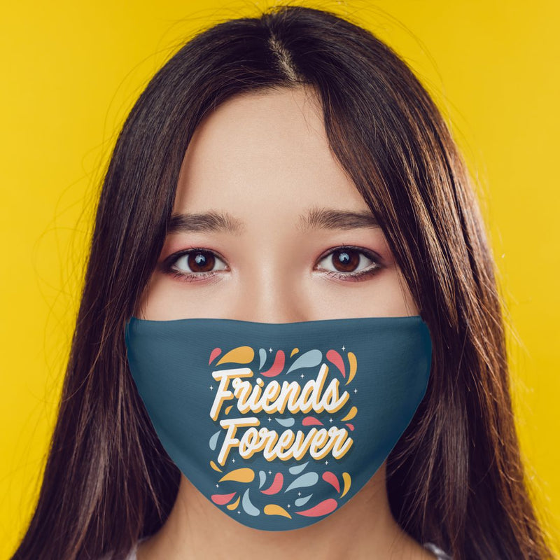 Friends Forever Mask