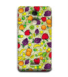 Fruits Pattern Back Cover for Coolpad Note 5