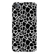 Giraffe Pattern Back Cover for Apple iPod Touch 5