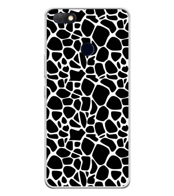 Giraffe Pattern Soft Silicone Back Cover for Infinix Note 5