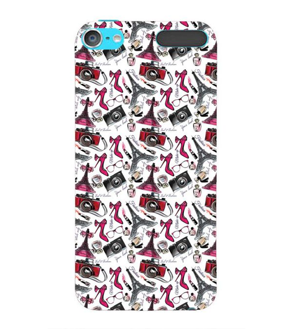Girl Paris Dream Back Cover for Apple iPod Touch 6