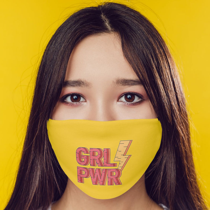 Girl Power Mask