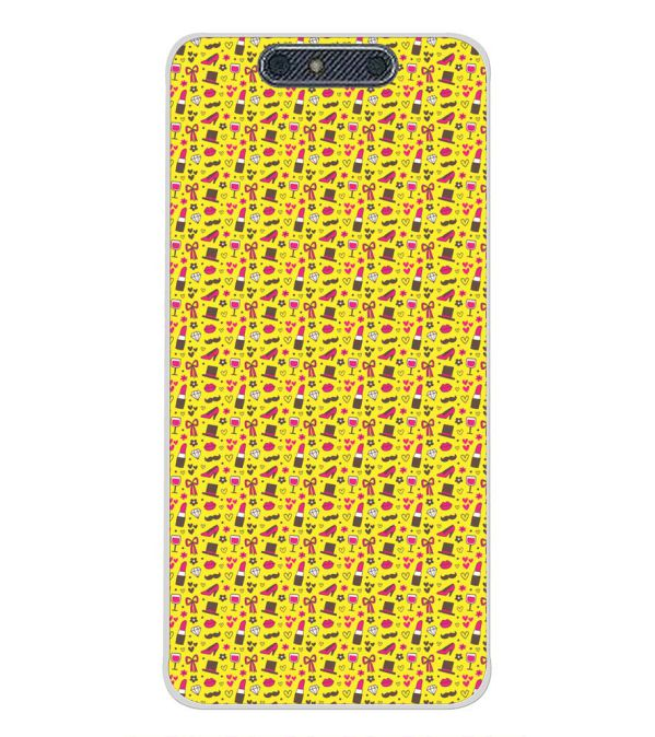 Girl's Dream Pattern Back Cover for Micromax Dual 4 E4816-Image3