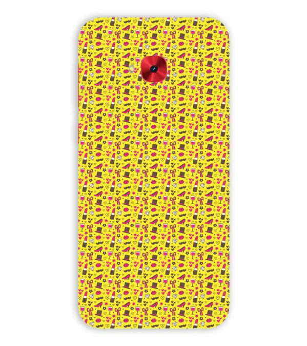 Girl's Dream Pattern Back Cover for Asus Zenfone 4 Selfie Pro ZD552KL