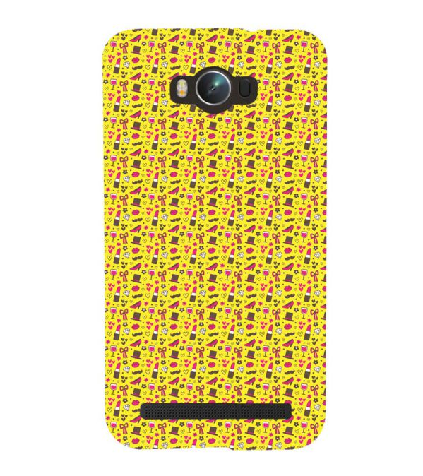 Girl's Dream Pattern Back Cover for Asus Zenfone Max ZC550KL
