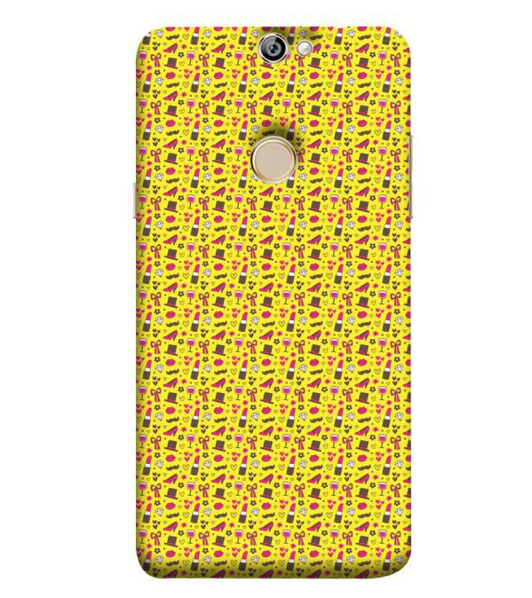 Girl's Dream Pattern Back Cover for Coolpad Max A8