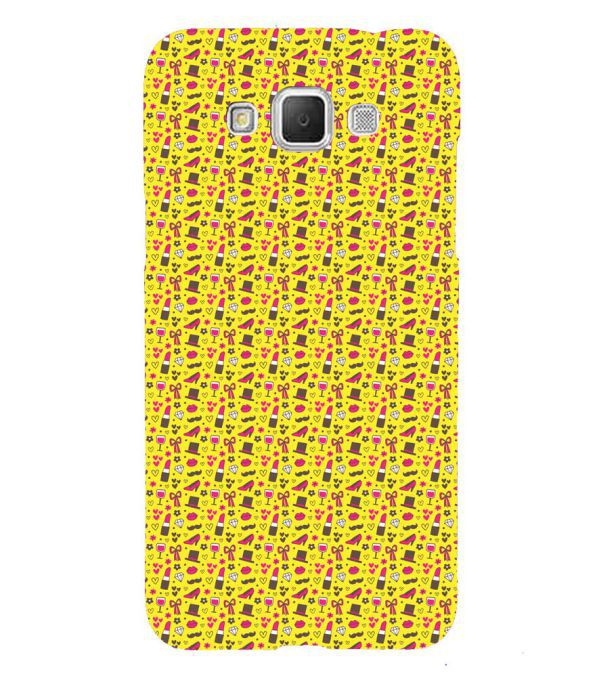 Girl's Dream Pattern Back Cover for Samsung Galaxy Grand Max G720