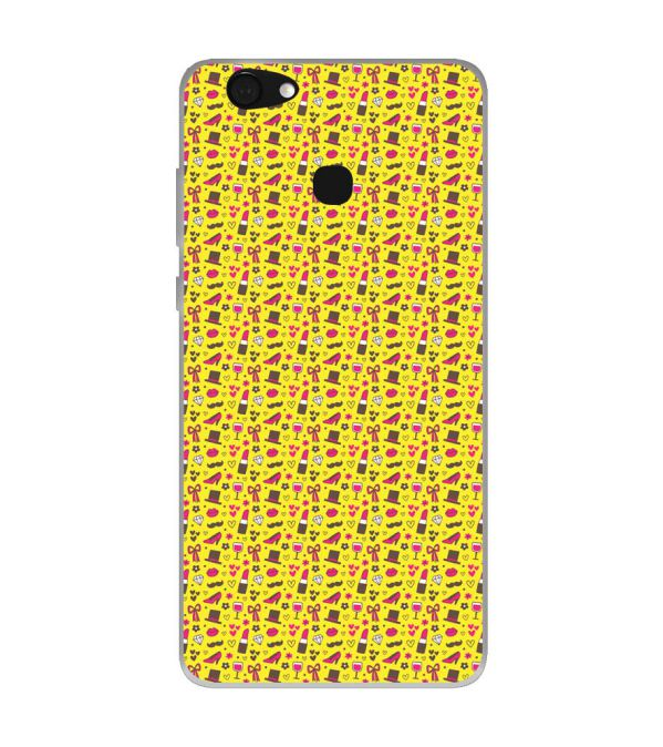Girl's Dream Pattern Soft Silicone Back Cover for Kult Gladiator