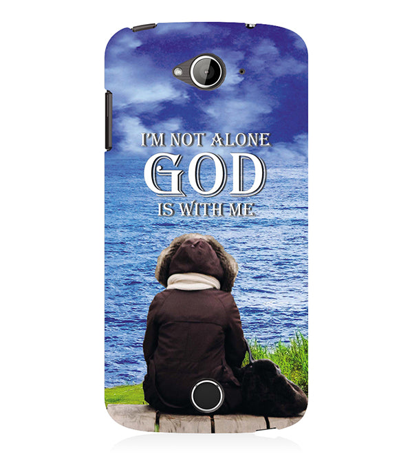 God is with Me Back Cover for Acer Liquid Zade 530