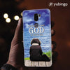 God is with Me Back Cover for Coolpad Cool 1-Image2