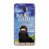 God is with Me Back Cover for Coolpad Cool 1