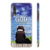 God is with Me Back Cover for Huawei P20 Pro
