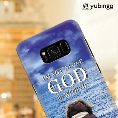 God is with Me Back Cover for Samsung Galaxy S8 Plus-Image4