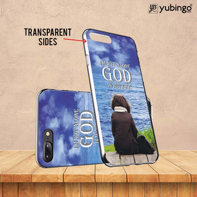 God is with Me Back Cover for Karbonn Aura Note 4G-Image3