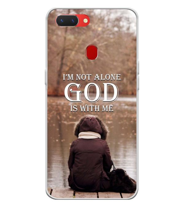 God is with Me Back Cover for Oppo Realme 2-Image3