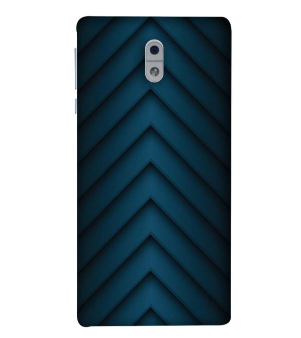 separation shoes fbdd6 15ad1 Going Up Pattern Back Cover for Nokia 3