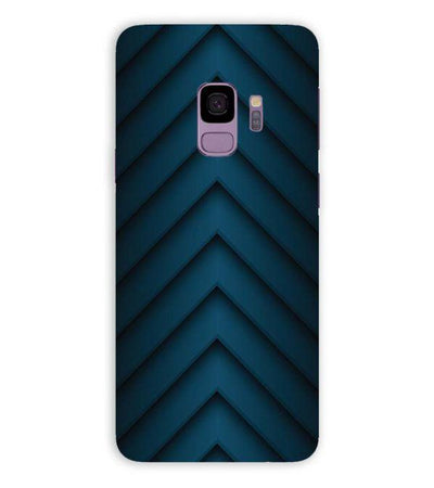 Going Up Pattern Back Cover for Samsung Galaxy S9