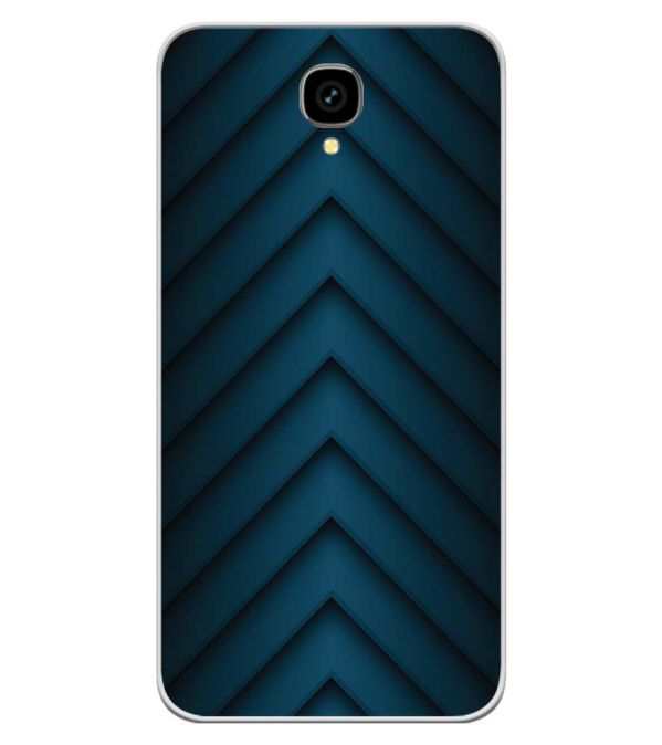 info for 5acb2 7d932 Going Up Pattern Soft Silicone Back Cover for Intex Aqua Lions T1 Lite