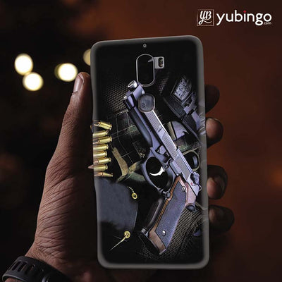 Guns And Bullets Back Cover for Coolpad Cool 1-Image2
