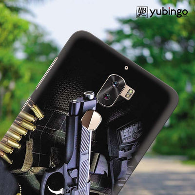 Guns And Bullets Back Cover for Coolpad Cool 1-Image4