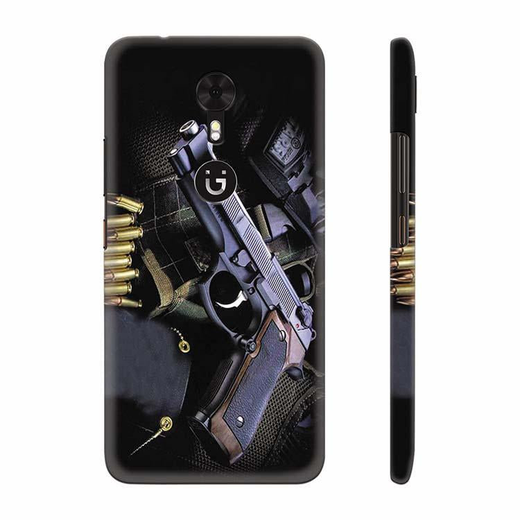 Guns And Bullets Back Cover for Gionee A1