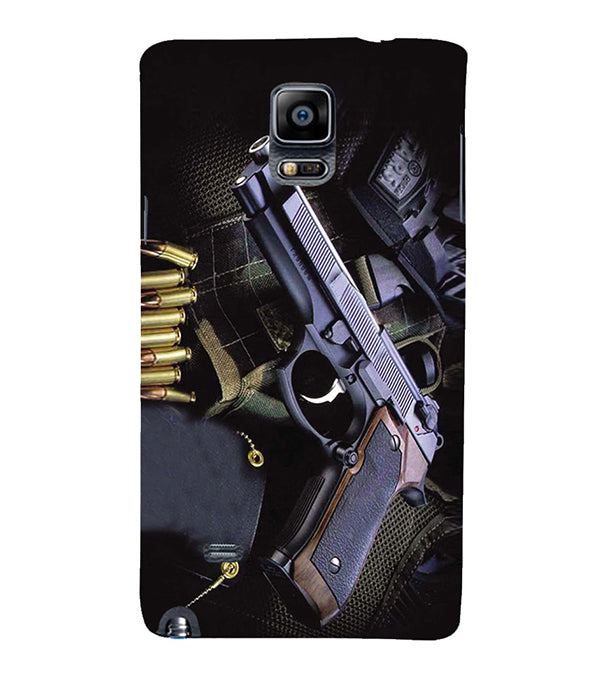 Gun Samsung Galaxy Note 4 case