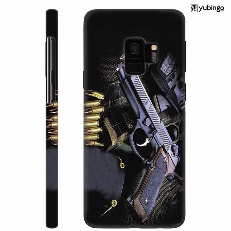 Macho Collection Back Cover for Samsung Galaxy S9