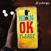 Horn OK please Back Cover for Coolpad Cool 1-Image2