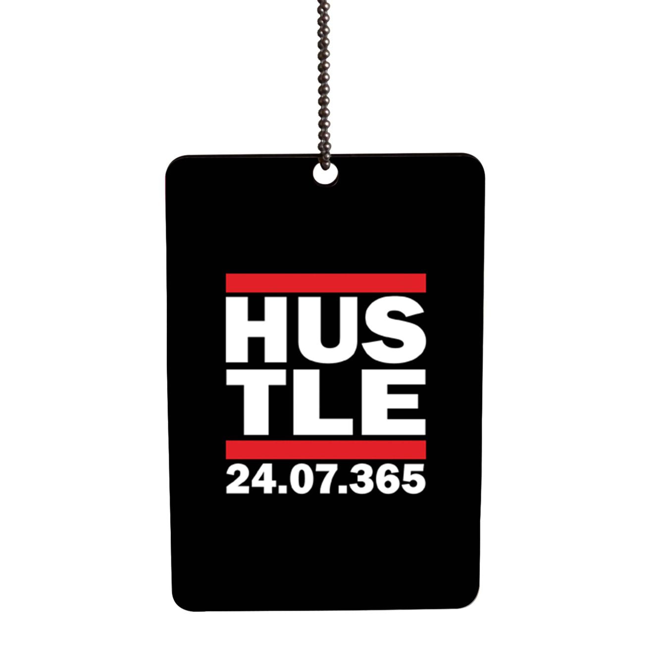 Hustle 365 Days Car Hanging