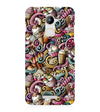 Ice Cream Explosion Back Cover for Coolpad Note 3 Lite