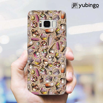 Ice Cream Overload Back Cover for Samsung Galaxy S8 Plus-Image2