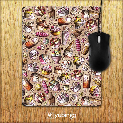 Ice Cream Overload Mouse Pad-Image2