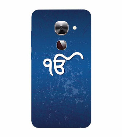 Ik Onkar Back Cover for LeEco Le 2s