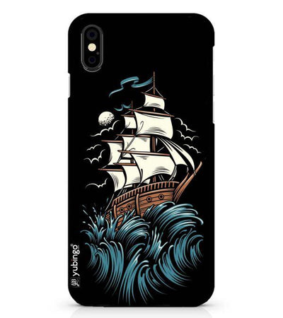 In Deep Sea Back Cover for Apple iPhone X